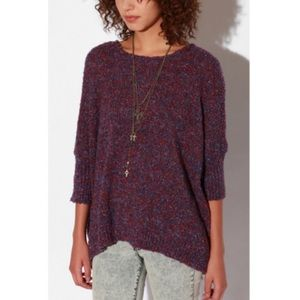 Urban Outfitters Sparkle & Fade pullover sweater